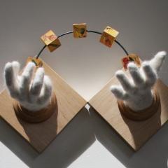 Balancing Act ©Pamela Blotner