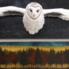 Owlsley (detail) ©Pamela-Blotner